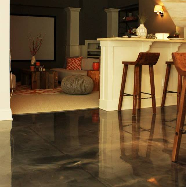 Three Options For Epoxy Solutions in Basement Remodeling