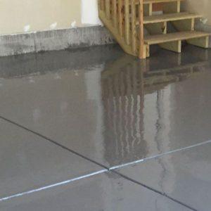 Solid Epoxy Floor