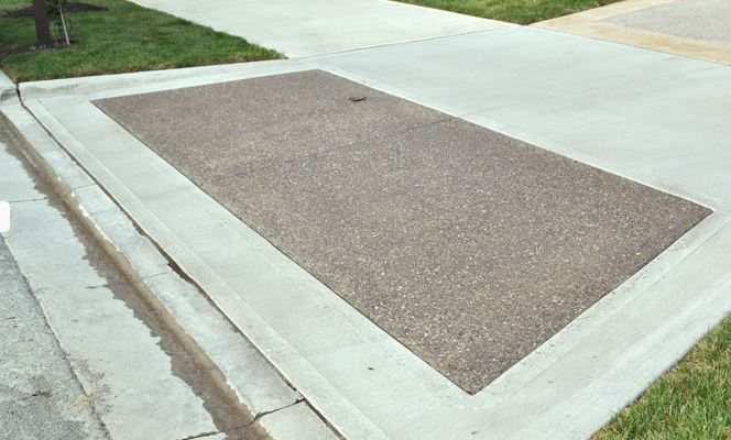 Maintaining Exposed Aggregate Driveways and Patios